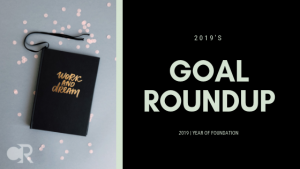 2019_Goal Roundup 1_Featured Images_CR Blog